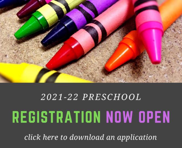 preschool reg